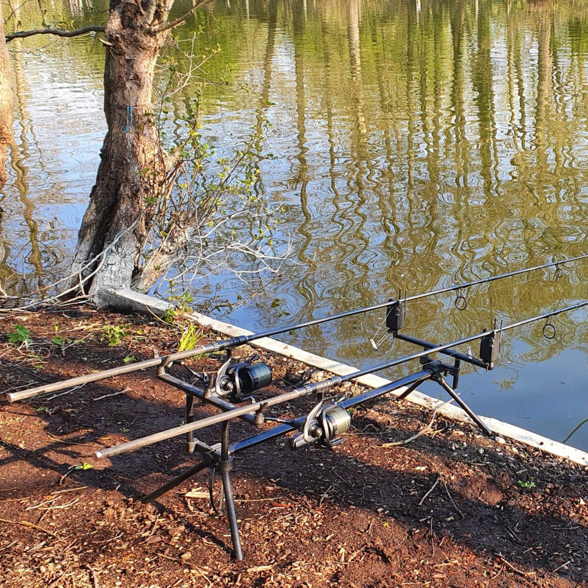 Quest Fishing Adventures - Carp Pike Barbel Chub Perch Bream Roach Gotta Catch Them All 10: Legends Lake 001 / Carp Fishing