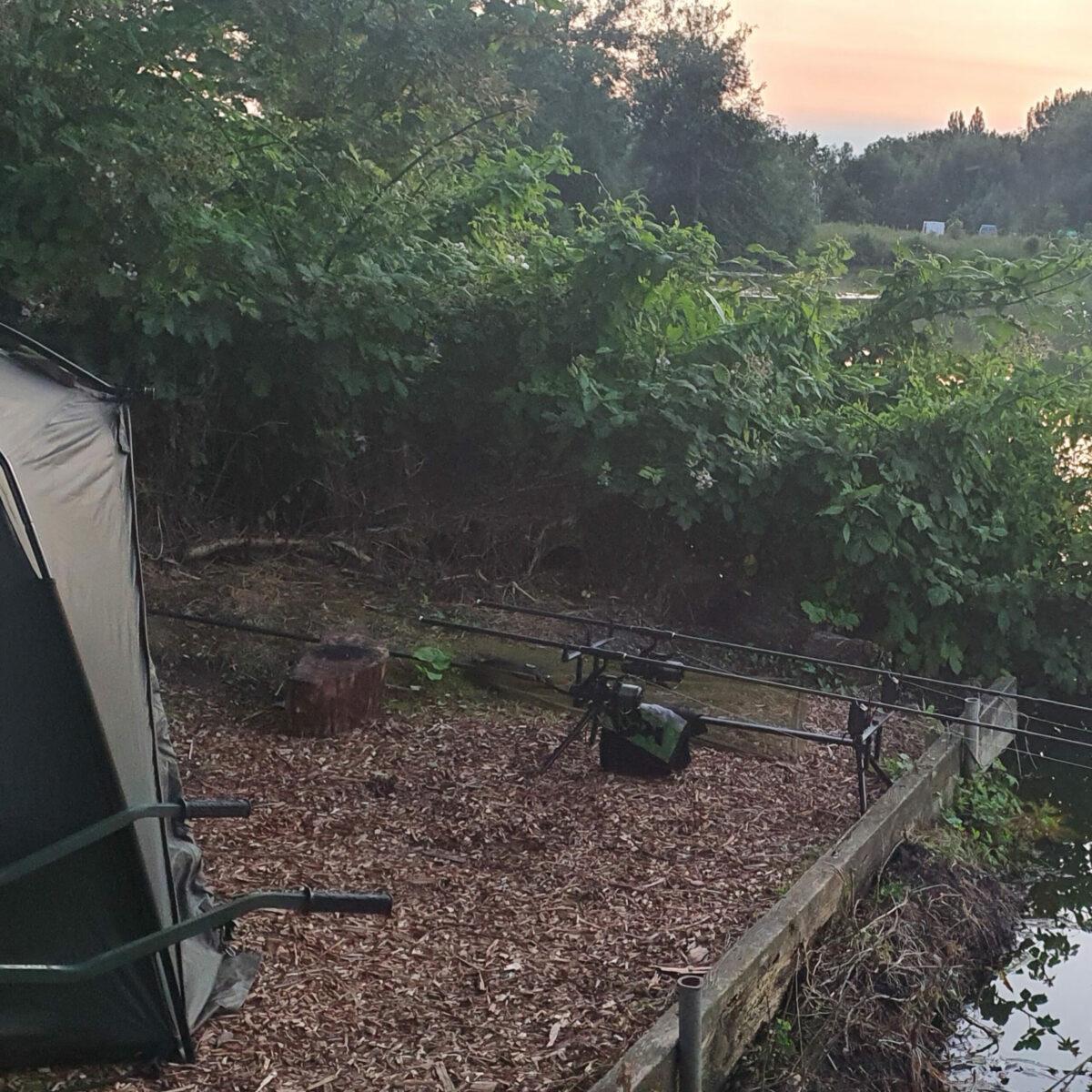 Quest Fishing Adventures - Carp Pike Barbel Chub Perch Bream Roach Gotta Catch Them All 22: Nandos Lake 006 / Carp Fishing