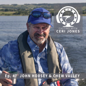 Casting with Ceri Jones 055: Casting With Ceri Jones : Ep. 55  Ceri Thomas