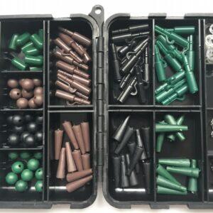 Rompin Fishing tackle box Hair Rig Combo box Accessories