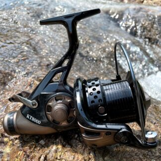 Ghotda KT Series Fishing Reel Spinning