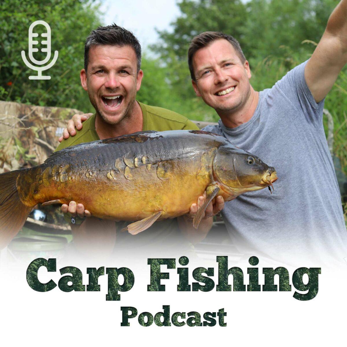"Carp fishing podcast The Carp Fishing Podcast - Tim ""Panther"" Harris - Antique Carp"