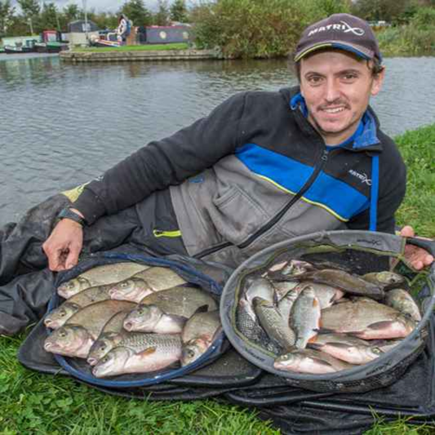 Two Pints of Maggots & A Packet of Hooks -  The Fishing Podcast 3: Episode 3 - With Special Guest Lee Wright