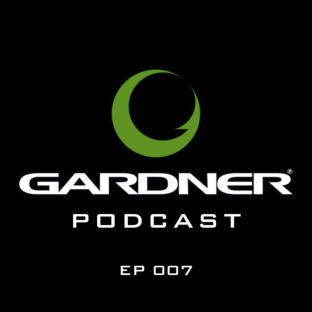Gardner Tackle Podcast 7: 007 - How To Conceal Your Main Line with Matt Eaton