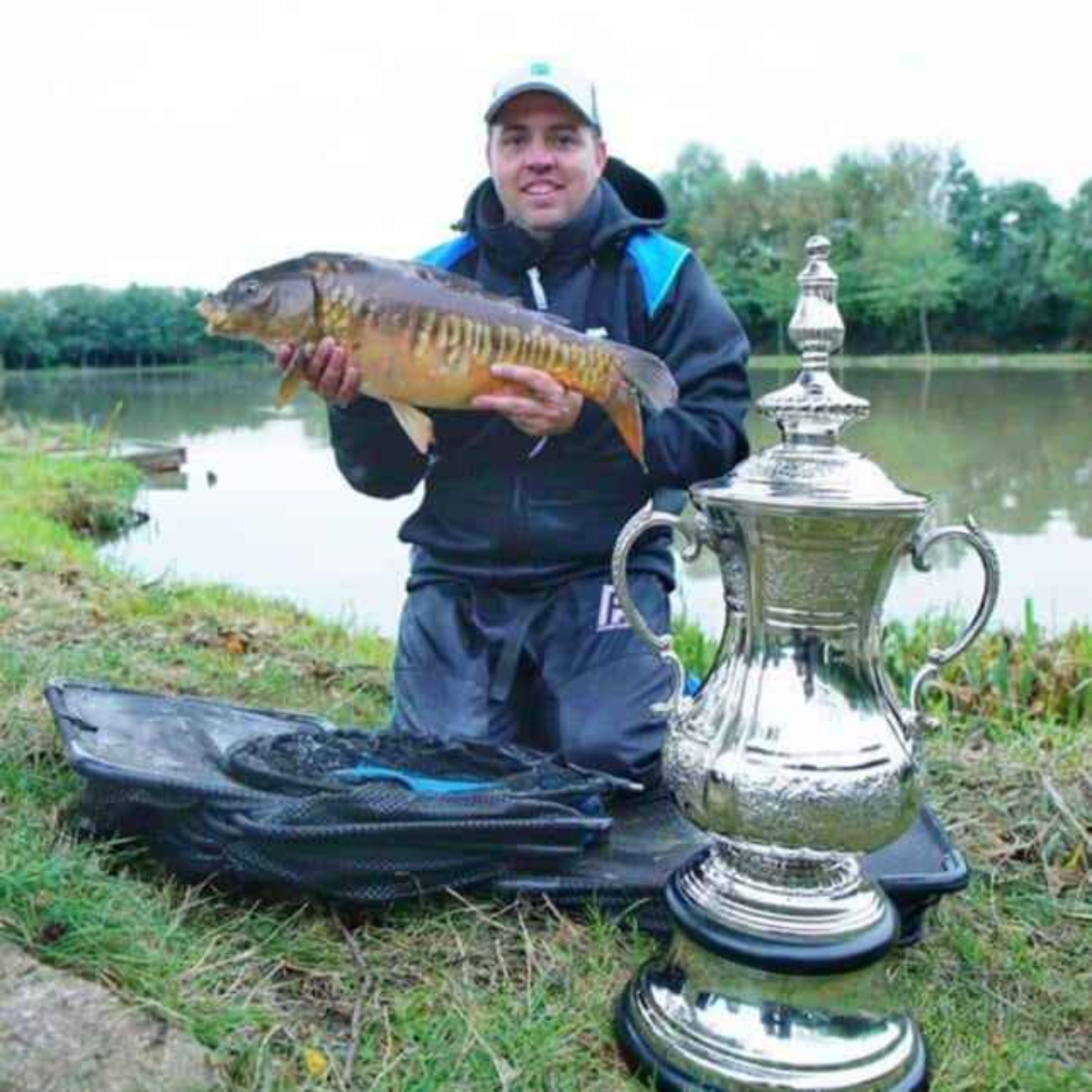 Two Pints of Maggots & A Packet of Hooks -  The Fishing Podcast 12: Episode 12 - With Special Guest Zac Brown