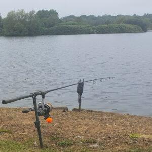 Quest Fishing Adventures - Carp Pike Barbel Chub Perch Bream Roach Gotta Catch Them All 41: Caldecotte Lake Milton Keynes 001 / Pike Fishing